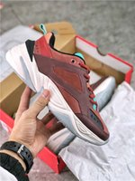 2018 Wholesale M2K Tekno Old grandpa Running Shoes For Men W...