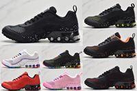 ayakkabı kpu basketbol ayakkabıları CHAUSSURES çalışan DOĞRU Reax erkek BE 2020 örgü örgü eğitmen Zapatos Üçlü Siyah beyaz kadınlar spor ayakkabı 36-45