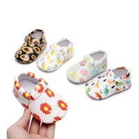 New Baby Kawaii Shoes Boys Girls Cotton Non- Slip Sole First ...