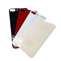Caixas de telefone celular Voltar bateria tampa de vidro para apple iphone 8 8 p x xr xs 11 pro max traseiro caixa de carga substituição DHL livre