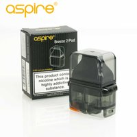 Aspire Breeze 2 Replacement Pod with child- lock breeze coil ...