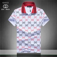 2019 Men' s Polo Shirt Luxury Casual shirt Polo Short sl...
