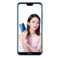 Original Huawei Honor 9i 4G LTE telefone celular 4GB RAM 64GB 128GB ROM Kirin 659 Octa Núcleo Android 5,84 polegadas 16MP Fingerprint ID Mobile Phone