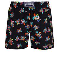 Vilebrequin HOMMES MAILLOTS herringbones TORTUES récent Eté Shorts Casual Hommes Fashion Style Hommes Shorts Shorts de plage bermudes 028