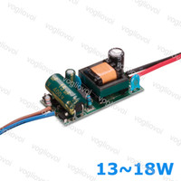 Transformateurs d'éclairage 300MA 110 220V 240V IP20 13W 14W 15W 16W 17W 18W pour Downlight Bulbe Spotlight intégré PCB ESUT