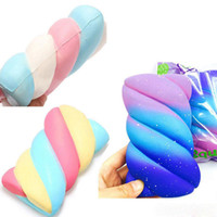 14cm Twisted Marshmallow Squishies Toys Jumbo Scent Slow Ris...