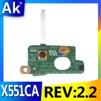 AK Original FOR ASUS X551 X551CA Power Button Switch button ...