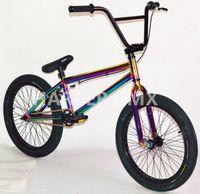 rotation 20inch BMX Sports extrêmes Stunt bike vélo BMX Performance Accessoires Vélo 360