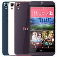 تم تجديده الأصل HTC الرغبة 826 826W المزدوج سيم 5.5 بوصة الثماني الأساسية 2GB RAM 16GB ROM 30PCS 13MP مفتوح 4G LTE الهاتف الذكي الروبوت DHL