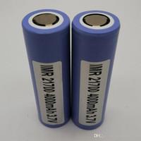 100% Высочайшее качество Samsung 21700 Батарея 4000 мАч 3.7 В 40A 18650 Батареи Аккумуляторная Литиевая Батарея Fedex Бесплатная Доставка