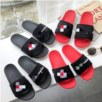 Champions unisex slippers summer designer shoes beach lovers...