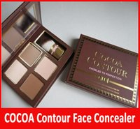 COCOA Contour Kit Highlighters Palette Nude Color Cosmetics ...