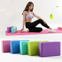 US Stock EVA Yoga Block Bricks High Density Foaming Foam Hom...