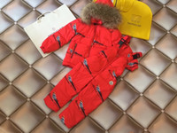 sky_baby Winter Jacket Kids Overalls For Girls Children Snow...