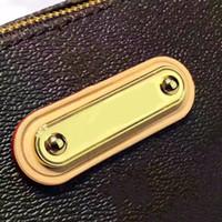 Desigenr-gros Ressources Top qualité de vieux sacs de la chaîne de fleurs pour les femmes réelles dames en cuir sacs crossbody sac à main Messenger Portable