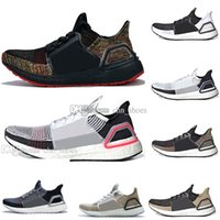 High Quality 2019 Ultra Boost 19 Laser Red Refract Oreo mens...