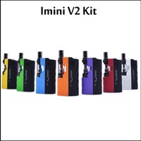 Authentic Imini V2 Starter Kit 650mAh Battery Preheat Box Mo...