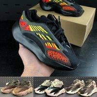 2020 Diseñador de descuento 700v3 niños zapatillas para niños Boy Girl Youth Kid Deporte Sneaker Tamaño 28-35