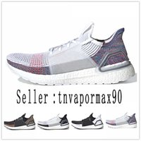 High Quality Ultra Boost 2019 Multicolor Laser Red Oreo Refr...
