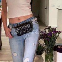 Neueste Stil berühmte Marke am beliebtesten Designer Damen Luxus Designer Tasche Handtaschen Taille Taschen