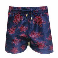 Vilebrequin mens Beach Shorts Vilebrequ pantaloncini 0060 marca Swimwear polpo Turtle stelle marine stampa maschio essiccazione Bathing Pantaloncini rapida Vilebre