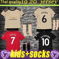 19 20 Thailand FC chester POGBA soccer jersey 2019 2020 man ...
