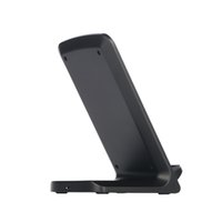 Q740 iPhone XS için Max 10 W Hızlı Kablosuz Şarj Q740 Hızlı Şarj Pedi Goophone XR X 8 Artı Samsung Galaxy Fold S10 S10 + S10E Not9