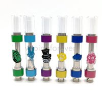 Moonrock Clear Tank Cartridge 1. 0ml 1 Gram Ceramic Coil Vape...