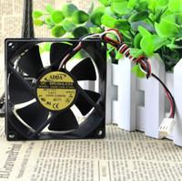 ADDA 8025 12V 0.55A AD0812XB-A73GL ventilador de chasis de gran volumen de 3 líneas