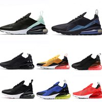 2019 Regency Purple 270 Men women Triple Black white Tiger olive Training Outdoor Sports Mens Trainers Zapatos Sneakers Running Shoes