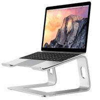 Univeral Tablet Supporto da tavolo in alluminio portatile stand portatile antiscivolo Cooling Pad Chromebook stand per Lenovo Macbook il pro 11-16 pollici