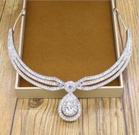 Millésime élégant diamant argenté couronnes mariées mariages headpieces diadras anniversaire couronne mariée accessoires de cheveux bijoux studio shot
