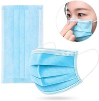 Dust Mouth Masks Cover 3 layers of protection Non- woven Anti...