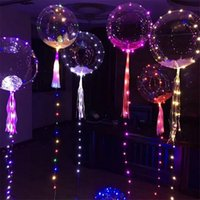 18 Inch Luminous Led Balloon 3M LED Air Balloon String Light...