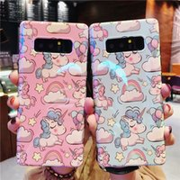 Unicorn Case For Samsung Galaxy S8 S9 Plus Note 8 9 S8+ S9+ ...