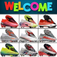 Mercurial Superfly VII Elite High Ankle Mens FG ACC Soccer S...
