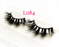 3D Mink Lashes Natural Long False Eyelashes Dramatic Volume ...