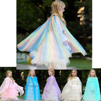 Factory Direct children' s day Cloak Child Shawl Girl Pr...