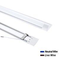 120 cm Arıtma Lambası Nötr Beyaz 220 V 40 W LED Tüp Tavan Paneli Işıkları LED Kapalı Livingroom LED