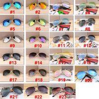 Frete grátis Europa e EUA quente óculos de sol, esporte ciclismo olho óculos de sol para homens moda deslumbrar cor espelhos óculos quadro óculos de sol