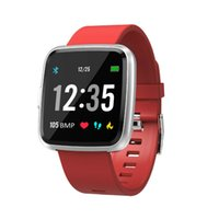 Smart Watch Y7P Sports Heart Rate Monitor Ajuste IOS / Android Fitness Tracker Mujeres