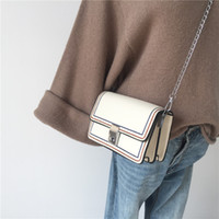 Belle2019 Ins Rui Mann Exceed Fire Bag Xia Vertraglich Spiraea Frau Paket Chic Chain Single Shoulder Messenger Small Square