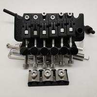 Ponticello della chitarra speciale vibrato del ponticello della chitarra di titanio Materiale lega, 34 millimetri di base