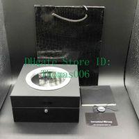 LSL9013 Nokta Tedarik Yüksek Kalite Kutusu için kutular İzle Kutusu Siyah Saatler Kutuları Şeffaf H Orjinal İzle Kutusu