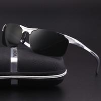 포토 크로 믹 선글라스 남자 안경 자동차 운전자 야간 투시경 고글 눈부심 방지 폴라 라이저 Sun glasses Polarized Driving Sunglasses