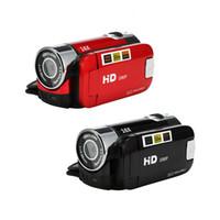 حار 1080P HD كاميرا فيديو كاميرا 16x التكبير الرقمي الكاميرات الرقمية المحمولة