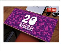 Camouflage 70x30cm Popular Computer Stand- Alone Game Mouse M...
