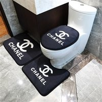 INS Style Home Toilet Seat Covers Print Letter Bathroom Mat ...