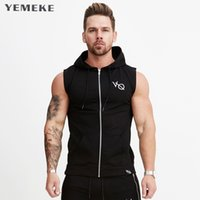 8a42cc61cfb New Arrival. 2017new Arrival Cotton Hoodie Sweatshirts Fitness Clothes  Bodybuilding Tank Top Men Sleeveless ...