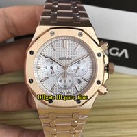 7 Style 41mm New 26320OR. OO. 1220OR. 02 White Dial Automatic M...